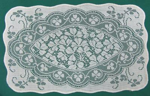 Lace Placemat set of 4 BOE200 By Bridget's of Erin