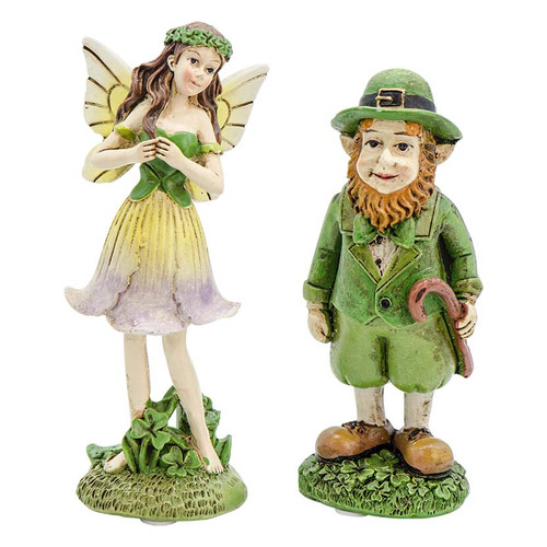 Fairy & Leprechaun Garden Mini Set BOE400 By Bridget's of Erin
