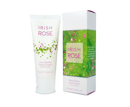 Irish Rose (INIS Arose) Shea Butter Hand Cream 75ml / 2.6 fl. oz.