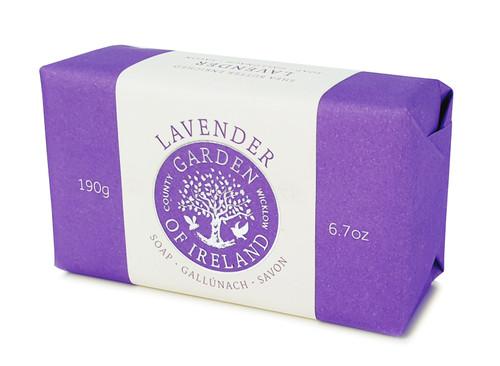 Garden of Ireland Individual Soaps Lavender