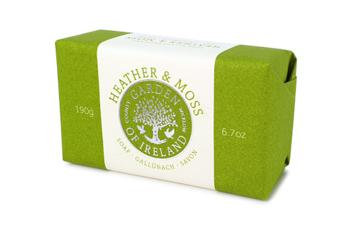 Garden of Ireland Individual Soaps Heather and Moss Scent