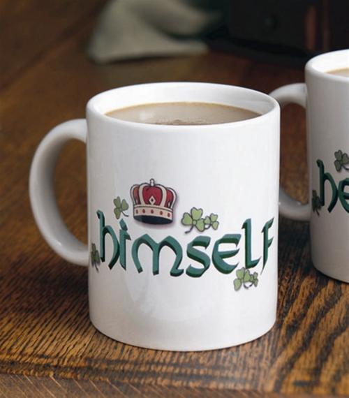 Himself Coffee Mugs