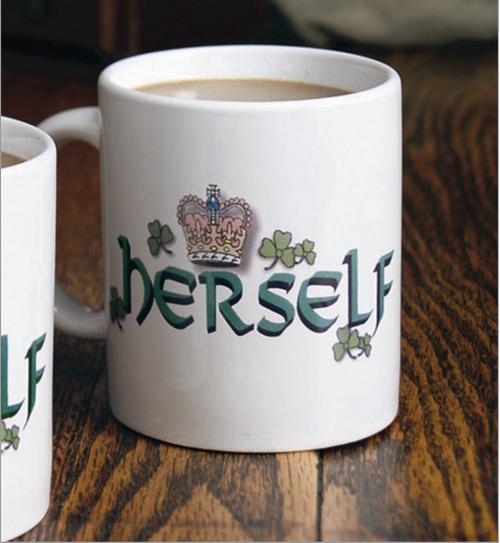 Herself Coffee Mugs