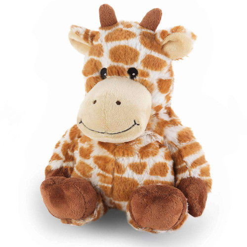 "Large 13"" Plush Giraffe  Warmies® With Real Lavender"