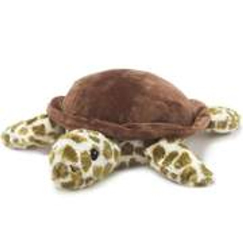 "Large 13"" Plush Turtle  Warmies® With Real Lavender"