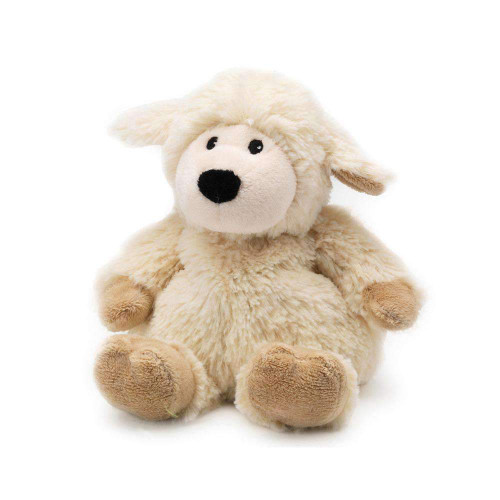 "Junior 9"" Plush Sheep  Warmies® With Real Lavender"