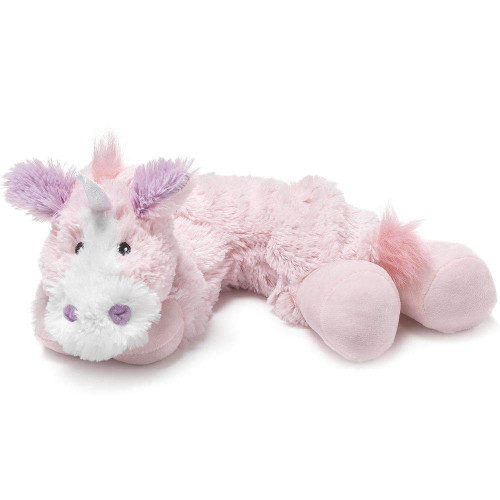 "Pink Unicorn  Warmies® Wrap (20"") With Real Lavender"