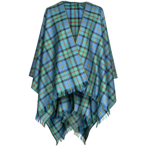 MADE TO ORDER REIVER LIGHTWEIGHT TARTAN SERAPE