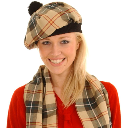 MADE TO ORDER REIVER LIGHTWEIGHT TARTAN TAM