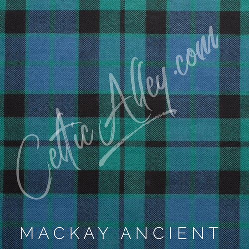 Official Tartan Plaid Face Mask In MacKay Ancient HandMade In Scotland