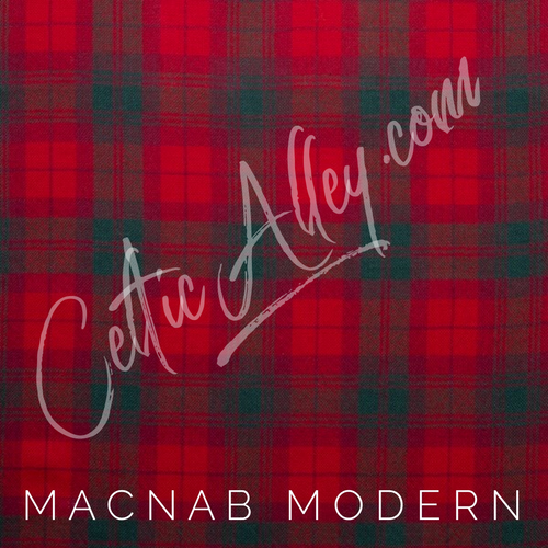 Official Tartan Plaid Face Mask In MacNab Modern HandMade In Scotland