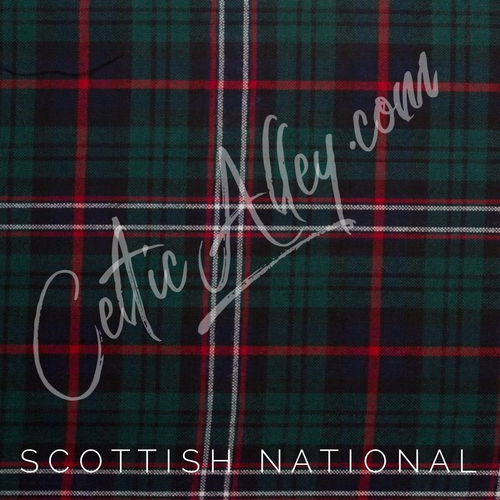 Official Tartan Plaid Face Mask In Scottish National HandMade In Scotland