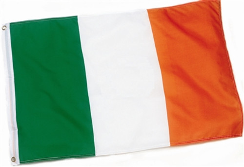 Irish Tri Color Ireland Flag 3x5 foot