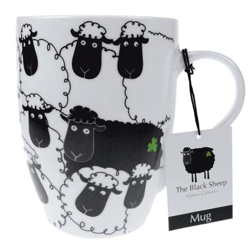 Black Sheep Collection Mug Ireland Shamrock  Gift Co. 3456