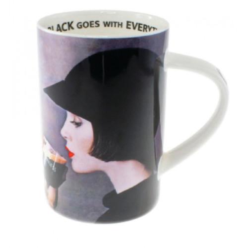 Guinness® Girl China Mug  Ireland GNS5002