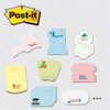 Printed Shaped Post-it® Notes