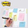 """2.75"""" X 3"""" Full Color Custom Printed Post-it Notes 250 Pads of 25 Sheets"""