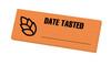 Custom Printed Extreme Post-it Notes Orange