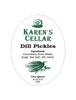 Printed Oval Labels