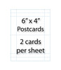 "Postcards - 6"" x 4"" 