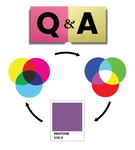 Q&A: RGB, CMYK. HEX and PANTONE