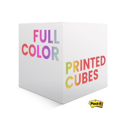 Post-it Note Cubes
