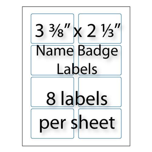 name badge labels 3 3 8 x 2 1 3 avery 5395 compatible stik2it