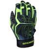 Spiderz Hybrid Baseball/Softball Batting Gloves