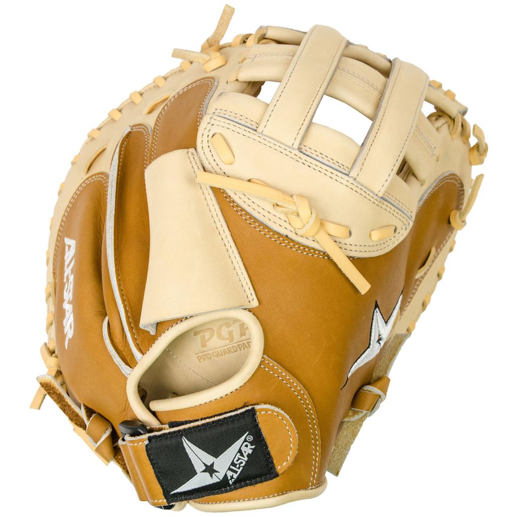 All-Star Pro Fastpitch 33.5 Inch CMW3001 Fastpitch Softball Catcher's Mitt