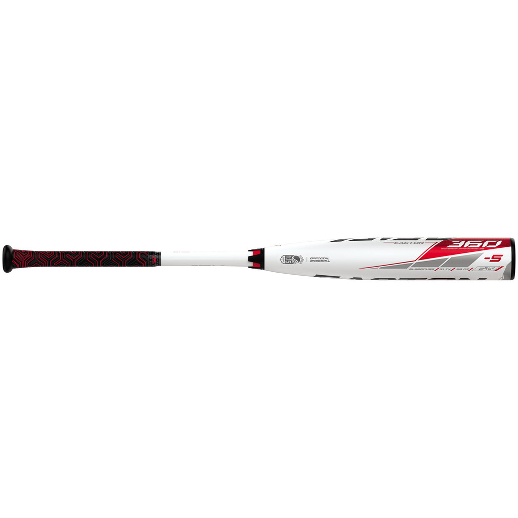 Easton ADV 360 2-5/8 USSSA (-5) SL20ADV58 Senior League Baseball Bat