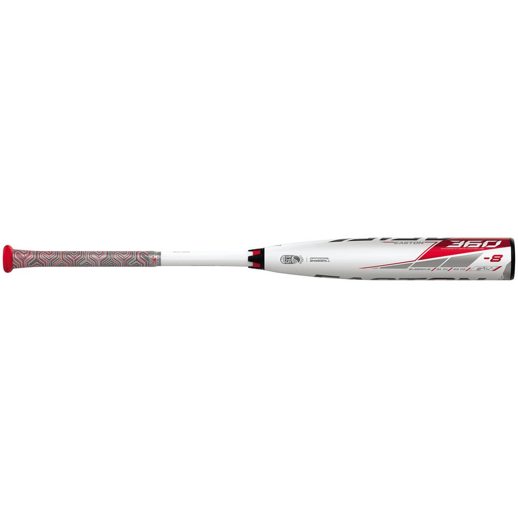 Easton ADV 360 2-3/4 USSSA (-8) SL20ADV8 Senior League Baseball Bat