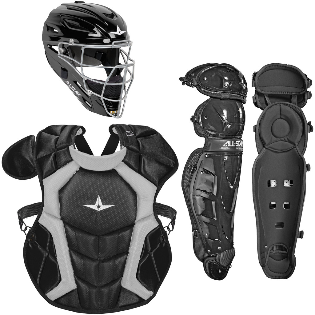 All-Star Classic Pro NOCSAE Adult Baseball Catcher's Package