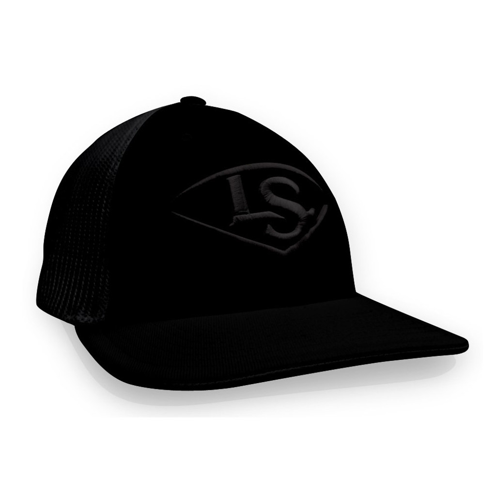 Louisville Slugger LS Embroidered Logo Baseball/Softball Trucker Hat