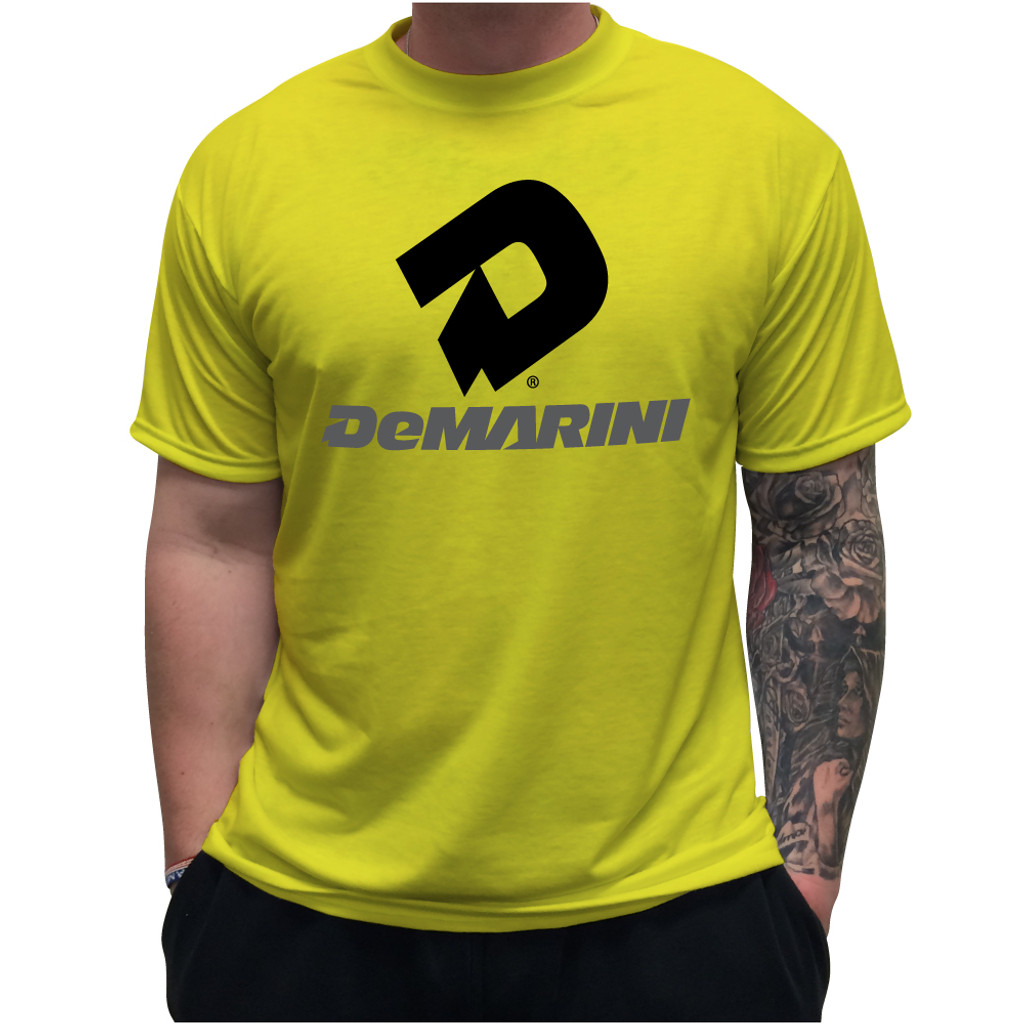 DeMarini Stacked D Men's Baseball/Softball T-Shirt
