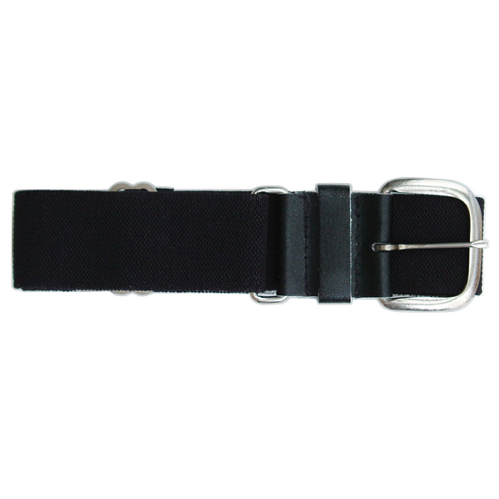 Champro Elastic Youth Baseball/Softball Belt w/Leather Tab