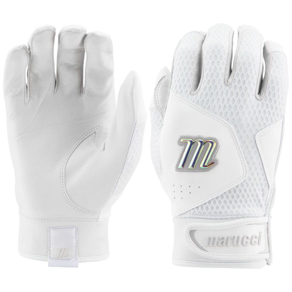 Marucci Quest 2.0 Adult Baseball/Softball Batting Gloves