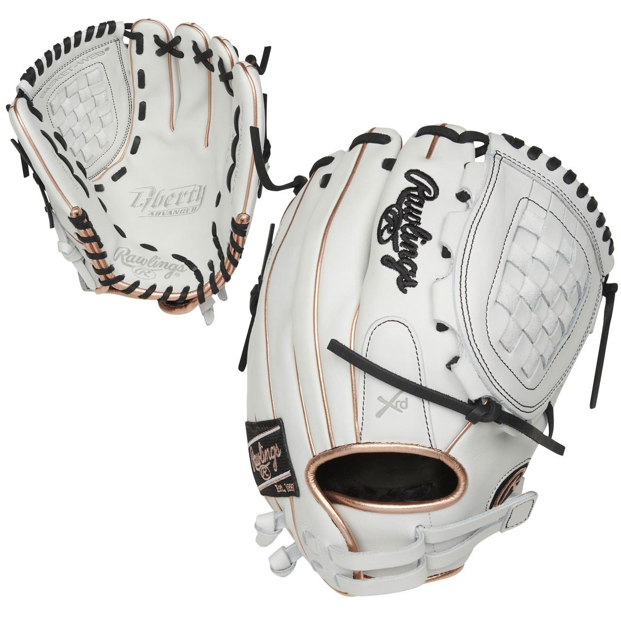 Rawlings Liberty Advanced 12 Inch RLA120-3PU Fastpitch Softball Glove