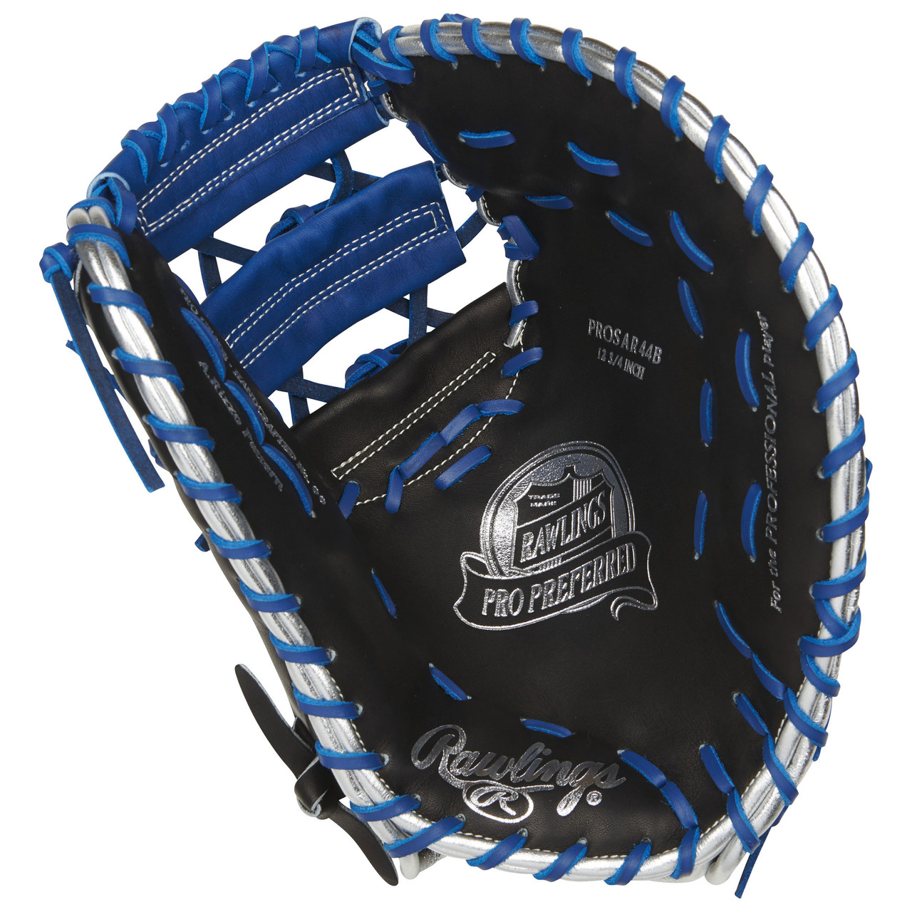Rawlings Pro Preferred Rizzo 12.75 Inch PROSAR44B Baseball First Base Mitt