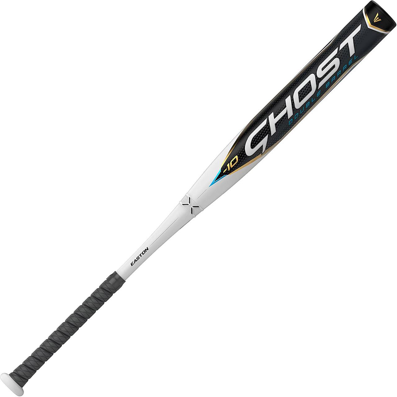 Easton 2022 Ghost Double Barrel (-10) FP22GH10 Fastpitch Softball Bat