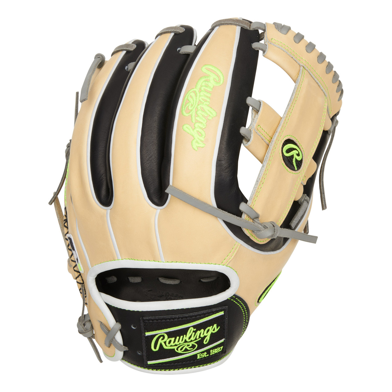 Rawlings Heart of the Hide 11.75 Inch PRO315-13BCO Baseball Glove
