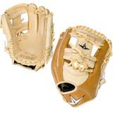 All-Star Pro-Elite 11.5 Inch FGAS-1150I Baseball Glove - Saddle/Cream