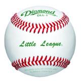 Diamond DLL-1 Official Little League Baseballs - Dozen