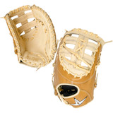 All-Star Pro-Elite 13 Inch FGAS-FB Baseball Glove - Saddle/Cream