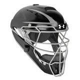 Under Armour Converge 2-Tone Youth Baseball/Softball Catcher's Helmet