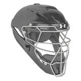 Under Armour Converge Matte Youth Baseball/Softball Catcher's Helmet