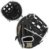 Marucci Palmetto Series 34 Inch MFGPL2FP-BK/W Fastpitch Softball Catcher's Mitt