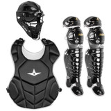 All-Star League Series NOCSAE Youth 9-12 Baseball Catcher's Package