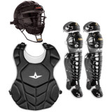 All-Star League Series NOCSAE Tee Ball Catcher's Package