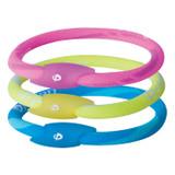 Phiten Electric Air Ultra-Light Titanium Bracelets 3-Pack
