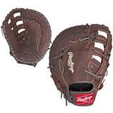 Rawlings Player Preferred 12.5 Inch PFBDCT Baseball First Base Mitt